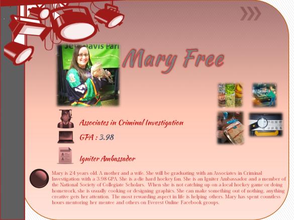 Mary Free